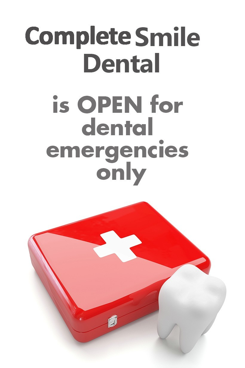 Complete-Smile-dental-COVID-Emergency